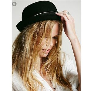 Free People Bowler Hat